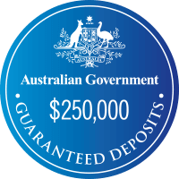 Australian Government Guaranteed Deposits